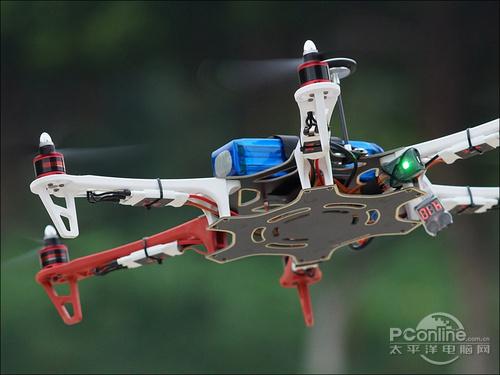 拍壮阔美景 大疆飞行器搭载相机航拍试用