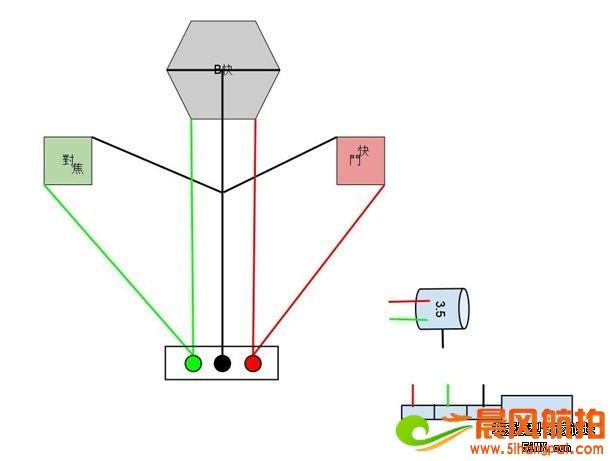 电子膨胀阀as017a7224接线图