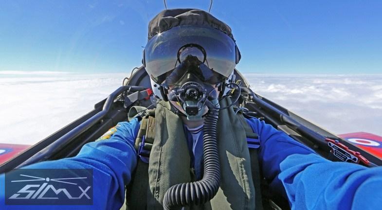 各国战斗机飞行员空中自拍美图【十七图】