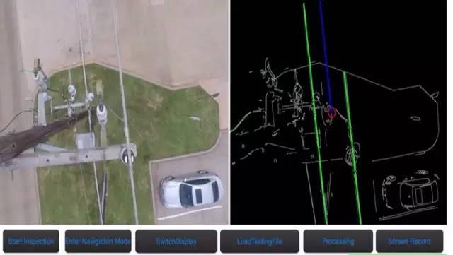 无人机电力系统线路巡检app